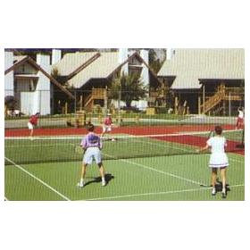Banff Rocky Mountain Resort - Tennis Courts
