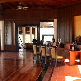 Lobby at Samui Peninsula Spa & Resort