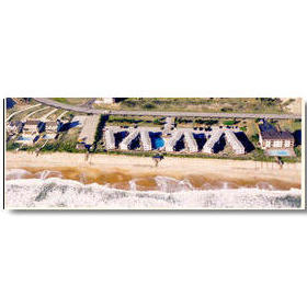 The Windjammer at Nags Head — The Windjammer - Aerial View