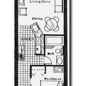 Maritime Beach Club - Floorplan