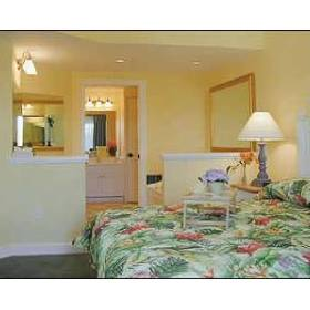 South Beach Resort - Unit Master Bedroom