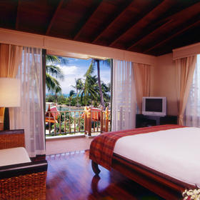 Room at the Samui Peninsula Spa & Resort