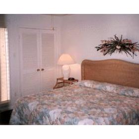 Masterbedroom at Leisure Club International at Padre Island