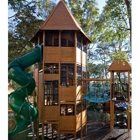 Three Levels Tree House