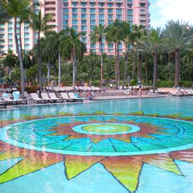 Pool at Atlantis