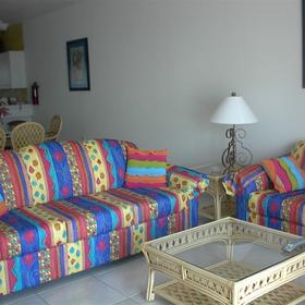Morritt's Grand Resort - Unit Living Area