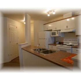 Club Vacances Magog - Unit Kitchen