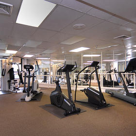 The Christie Lodge Fitness Center