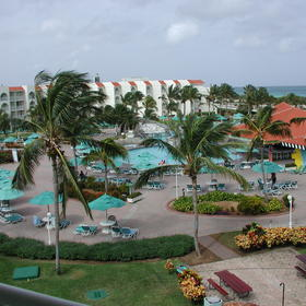 La Cabana Beach Racquet Club Pool