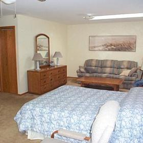 Crystal Mountain Resort - Unit Bedroom