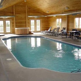 Rangeley Lake Resort - Indoor Pool