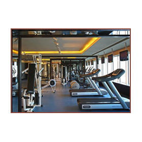 Emirates Grand Hotel — Equipped fitness center