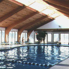 Fairway Village at Shawnee Resort - indoor pool