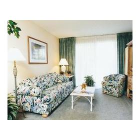 Grand Lake Resort — - Unit Living Area