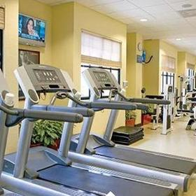 The Royal Mayan — Fitness Center