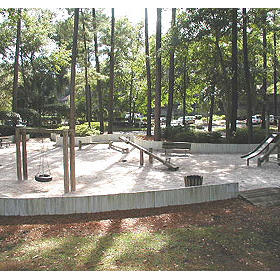 The Carolina Club - Children's Playground