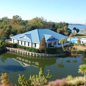 Bluewater Resort & Marina — Full rec facility, including indoor pool and gym