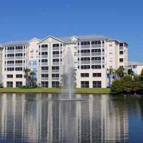Marriott's Harbour Lake Exterior