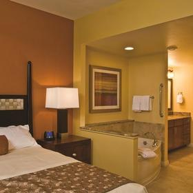 Wyndham Vacation Resorts at National Harbor — Master Bedroom