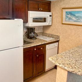 Beach Quarters Resort — Kitchen