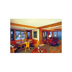 Trapp Family Lodge & Guest Houses - Unit Living Area