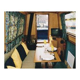 Classic Narrowboats at Barton Turns - Boat Interior