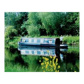 Classic Narrowboats at Barton Turns