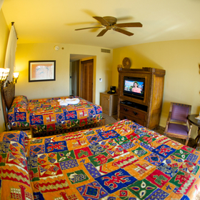 Disney's Animal Kingdom Villas - Kidani Village Bedroom