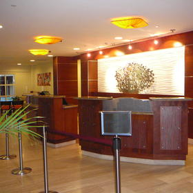La Cabana Beach Resort & Casino Lobby