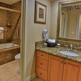 The Ridge Tahoe — Bathroom