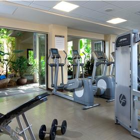 The Westin Kaanapali Ocean Resort Villas — Fitness Center