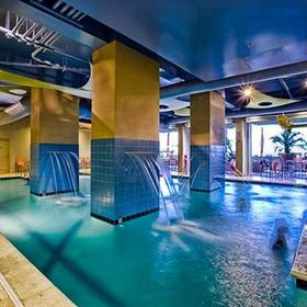 Ocean Beach Club — Indoor pool