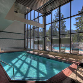 The Ridge Tahoe — Indoor pool
