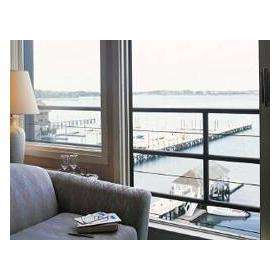 Wyndham Inn on the Harbor — View from Unit