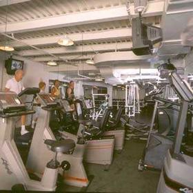 Royal Host Club at Lake Okanagan — - Fitness Center