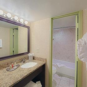 Beach Quarters Resort — Bathroom