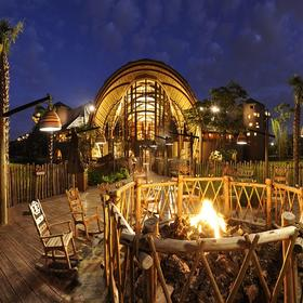 Disney's Animal Kingdom Villas - Kidani Village Firepit