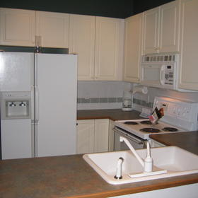 Whistler Vacation Club at Twin Peaks — - Unit Kitchen