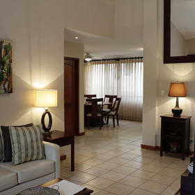 The Residence Club at Vista Ocotal — Living Area