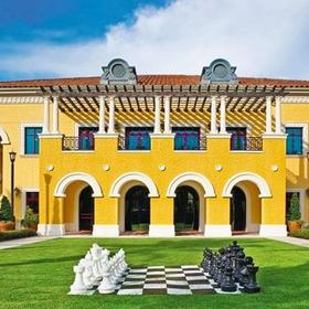 Hilton Grand Vacations Club (HGVC) at Tuscany Village — Hilton Grand Vacations Club (HGVC) at Tuscany Village Exterior