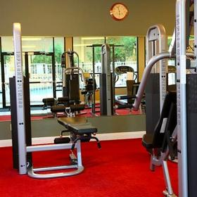 Jockey Club Fitness Room