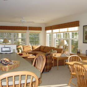 Smugglers' Notch Resort Living Area