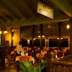 The Verandah Resort & Spa Buccaneer's Restaurant