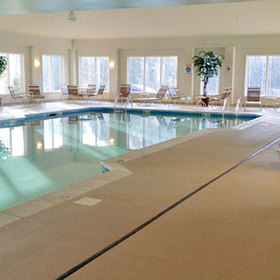 Berkshire Mountain Lodge — Pool