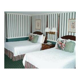 The Harborside Inn - Unit Bedroom