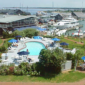The Harborside Inn - Pool