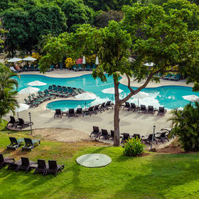 Occidental Grand Papagayo Resort — Pool