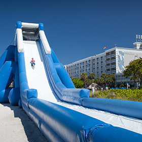 Bluegreen at TradeWinds Water Slide