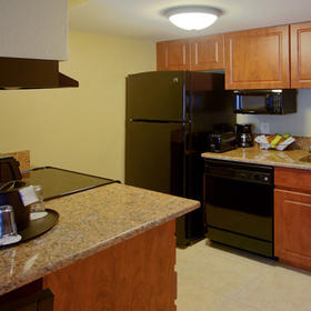 Best Western Premiere Saratoga Resort Villas Kitchen