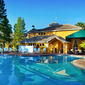 Best Western Premiere Saratoga Resort Villas Pool